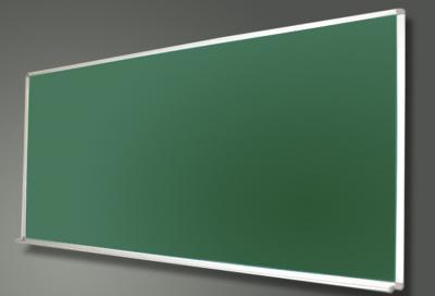 Bảng viết phấn dạy học