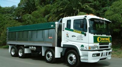 Bạt che thùng xe tải