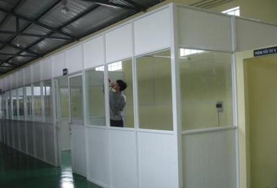 Công trình nhốm kính công ty