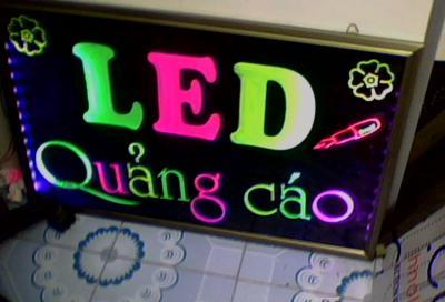 Đèn Led quảng cáo