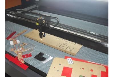 Gia công phay cắt CNC trên mica