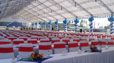 Mái che tổ chức sự kiện
