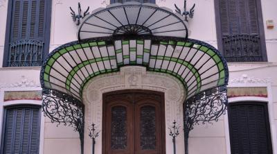 Vòm che cửa cổ điển